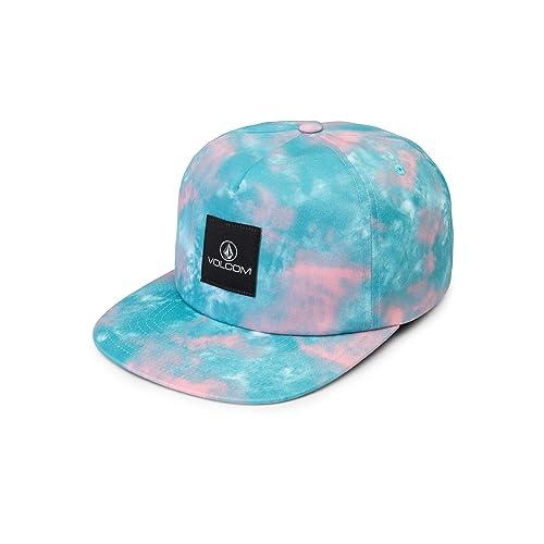 4434395af08bc Volcom Women s Tie Dye for 5 Panel Snapback Hat