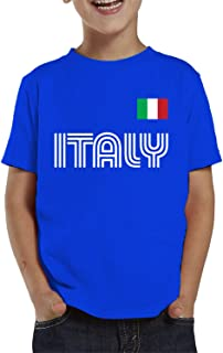 Italy Soccer Jersey Toddler T-Shirt