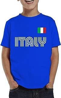 SpiritForged Apparel Italy Soccer Jersey Toddler T-Shirt