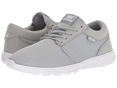 Supra Hammer Run (Grey/White/White) Men