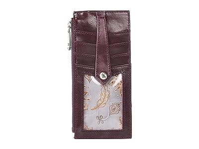 Hobo Linn (Deep Plum) Wallet