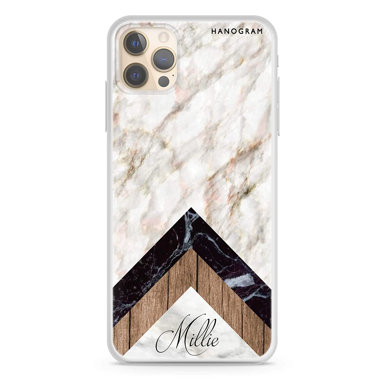 Marble Wood iPhone 12 Pro Case Soft Limited time for free shipping Ranking TOP18 iPho Clear Max