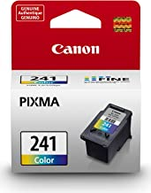 Canon CL-241 Color Ink Cartridge, Compatible to MG3620,...