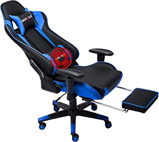 Strange Amazon Com Blue Video Game Chairs Gaming Chairs Home Short Links Chair Design For Home Short Linksinfo