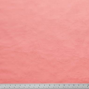 EZ Fabric Silky Minky, Coral