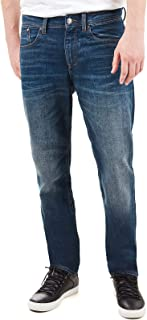 Timberland Stretch Straight Jeans For Men  - Blue 31 (191931614593)