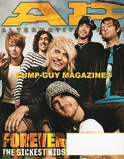 Forever the Sickest Kids (AP - Alternative Press Magazine - November 2008 - #244)