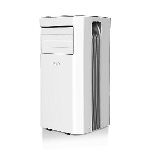 ARGO CLIMA GLAMOUR Climatiseur Mobile Local 10000 Btu/h, Blanc