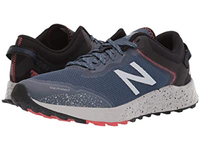 New Balance Fresh Foam Arishi Trail (Stone Blue/Black) Men