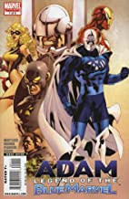 Adam Legend of the Blue Marvel #1