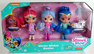 Dolls 3pk Shimmer and Shine Winter Wishes Genies - Shimmer Shine Layla Tala Nahal