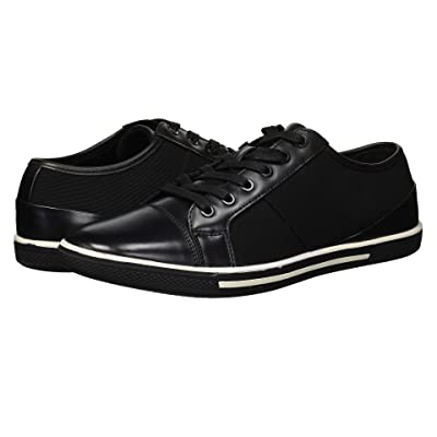 Kenneth Cole Unlisted Crown Sneaker (Black) Men