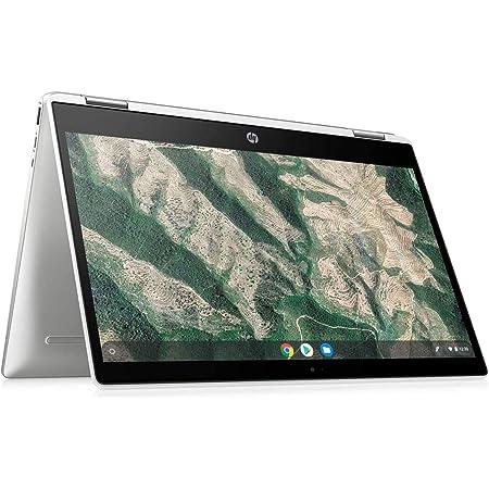HP 2-in-1 Convertible Chromebook, 14inch HD Touchscreen, Intel Quad-Core Pentium Silver N5030 Processor Up to 3.10GHz, 4GB Ram, 128GB SSD, Intel UHD Graphics, Webcam, Chrome OS(Renewed (14inch/128GB)