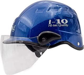 Fly Racing Open Face Helmet (Medium, Blue)