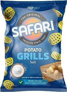 SAFARI Potato Grills Salt, 24 x 15 gm, 20 gm