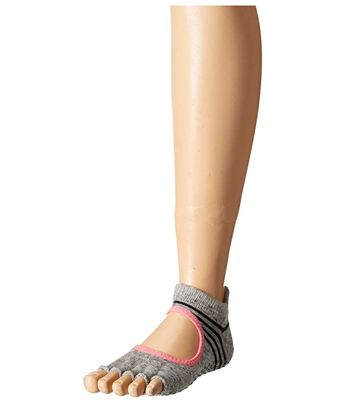 Toesox Bellarina Half Toe W Grip