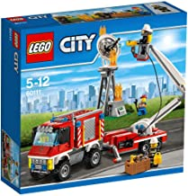 LEGO City Fire Utility Truck Set #60111