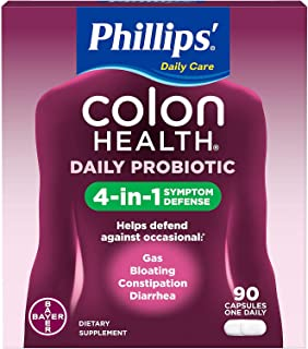 P,xx Colon Health Probiotic Supplement