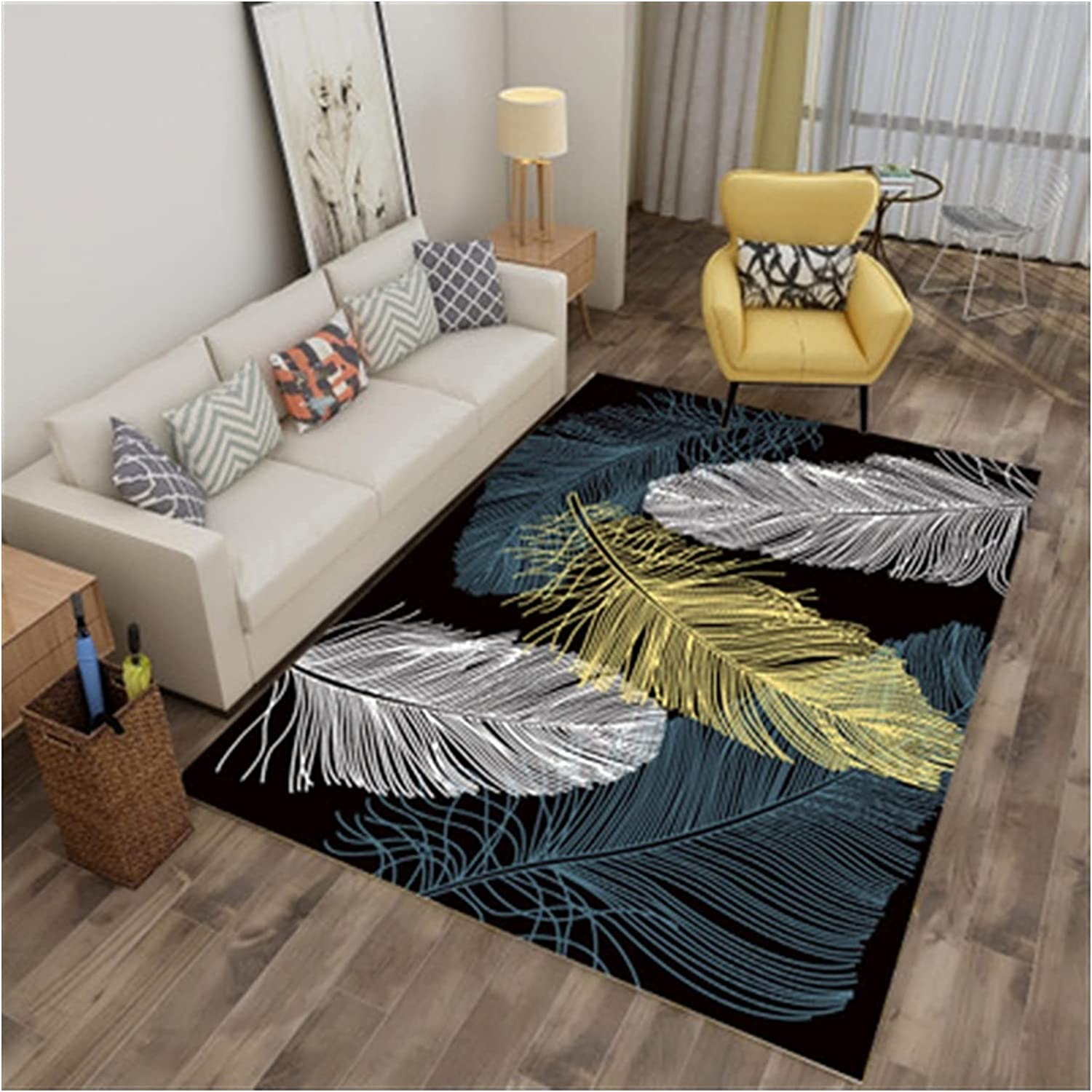 ppqq Living Room Carpet for Crystal Velvet At the price of Max 47% OFF surprise Use Household