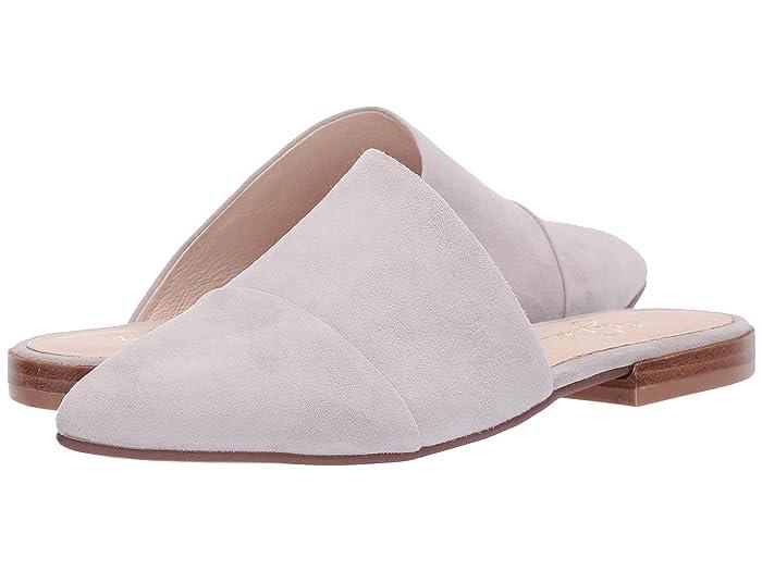 42 GOLD  Castle (Fog Suede) Womens Flat Shoes