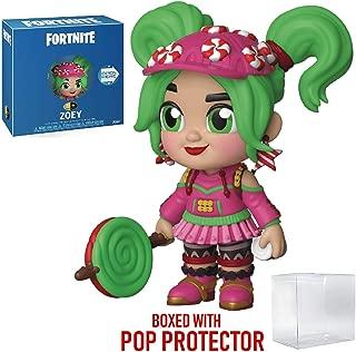 Fortnite - Zoey Funko 5 Star Action Figure (Includes Compatible Pop Box Protector Case)