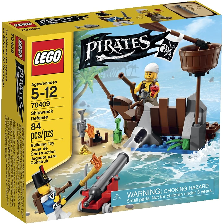 LEGO Pirates Shipwreck Defense by LEGO