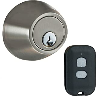 remote control door locks for house