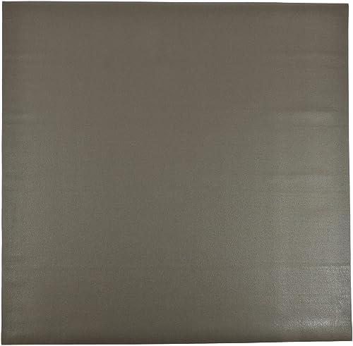 Yogilino rabbelmatte 180 x 180cm   in Deutschland hergestellt, stone