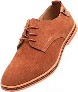 DADAWEN Homme Leather Oxford Chaussure