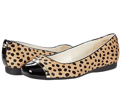 Anne Klein Rejoyce Flat (Dot Leopard) Women