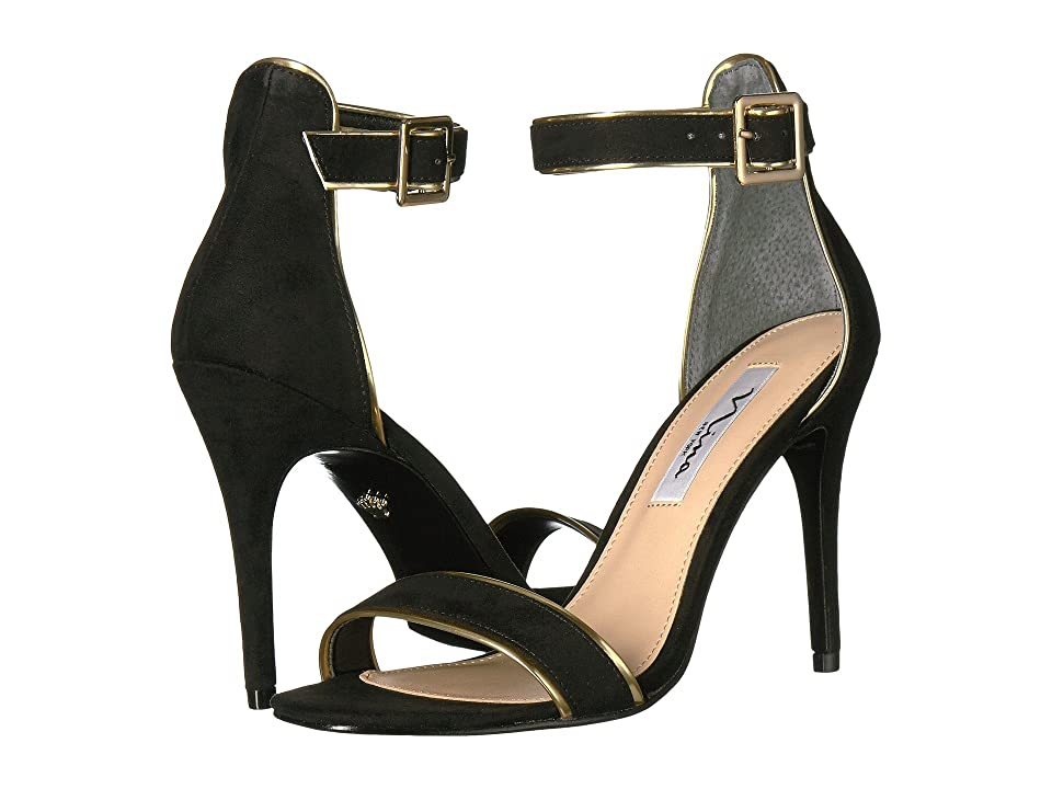Nina Caela (True Black) High Heels