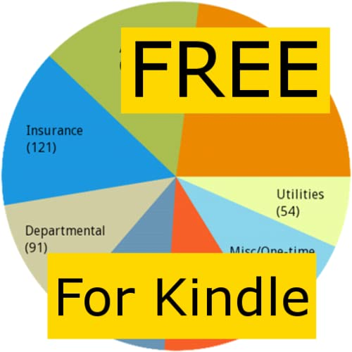 Personal Finance Manager Lite For Kindle