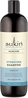 Sukin Sukin Hydrating Shampoo 500ml X