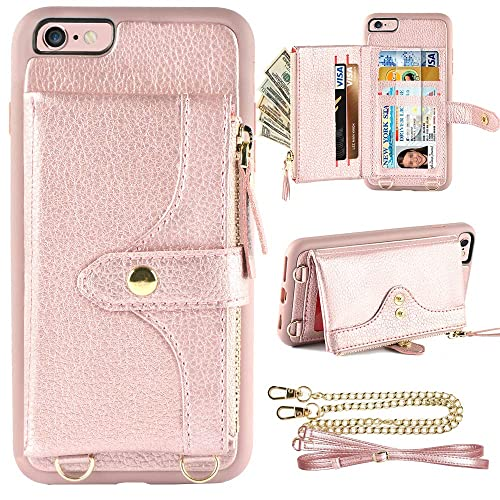 low priced 71657 5a043 Cross Body Holder for iPhone 6 Plus: Amazon.com