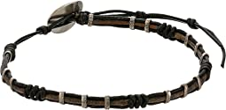 Chan Luu - Black Mix Single Wrap Bracelet
