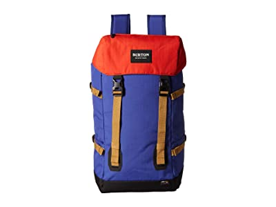Burton Tinder 2.0 Backpack (Royal Blue Triple Ripstop) Backpack Bags