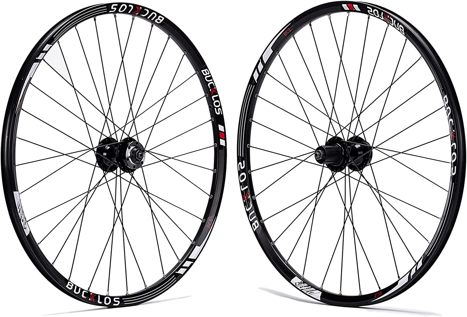BUCKLOS Mountain Bike Wheelset 26 27.5 R 29 Store Inch Aluminum Alloy Complete Free Shipping
