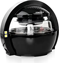 5-Star Chef 13L Air Fryer Low Fat Oil Free LCD Healthy Deep Cooker Kitchen 1300W