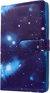 EXCEART Porta-cartões de visita, álbum de fotos Polaroid de 7,62 cm, miniálbum de fotos da família com 7,62 cm, álbum de f...