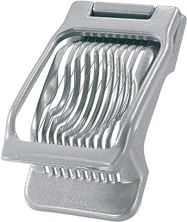 Westmark Äggskärare för runda eller ovala skivor, Individuellt spända skärblad i rostfritt stål, Aluminium/Rostfritt Stål,...