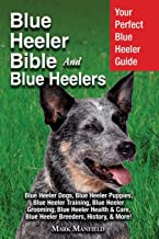 Blue Heeler Bible And Blue Heelers: Your Perfect Blue Heeler Guide Blue Heeler Dogs, Blue Heeler Puppies, Blue Heeler Training, Blue Heeler Grooming, ... Care, Blue Heeler Breeders, History, & More!