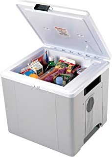 Koolatron P27 Voyager 12v 27.5 litres Thermoelectric Portable Electric Cooler for Car, Truck, SUV, Boat, RV, Picnics or Ou...