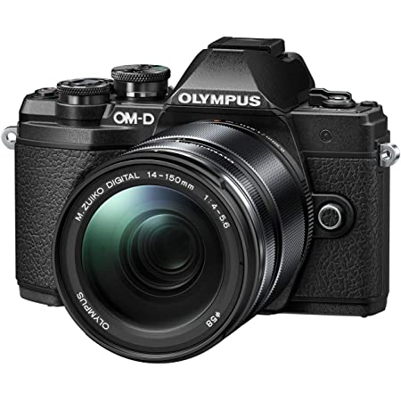 Olympus Om D E M10 Mark Iii Black 14 150 Mm F4 5 6 Ii Camera Photo