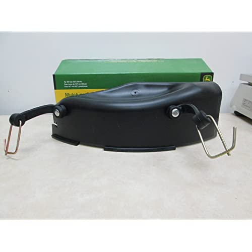 john deere parts amazon com john deere gy00115 mulch cover fits 100 d l and la series mowers