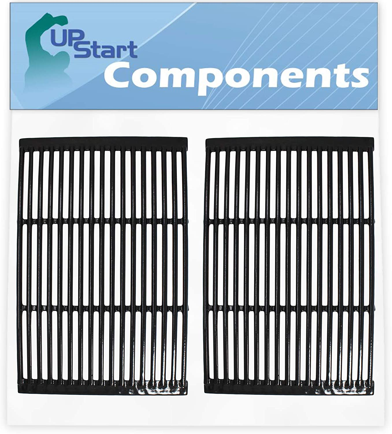 67% OFF of fixed price UpStart Components 2-Pack BBQ Grill Grates Cooking Replacement P Max 89% OFF