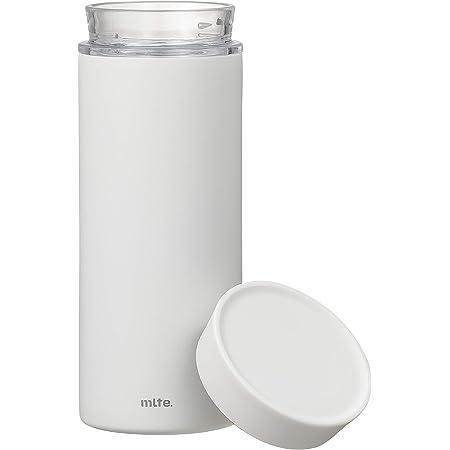 シービージャパン 水筒 ホワイト 食洗機対応 350ml 直飲み ステンレス ボトル 真空 断熱 EL ボトル Mlte