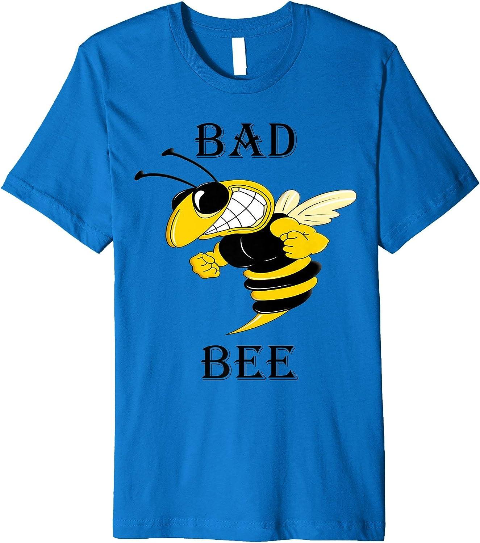Love Honey Bee Unisex Youths Short Sleeve T-Shirt Kids T-Shirt Tops