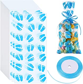 Candy Bar Buffet Bags Greatest Adventure Baby Shower Favor Bags Baby Shower Favors Candy Bags Personalized Treat Bags Popcorn Bags