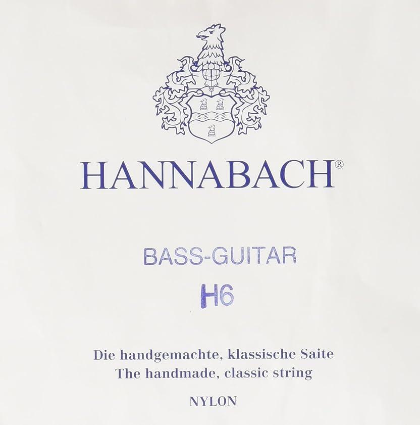 批評宣伝とは異なりHANNABACH バスギター H 6弦