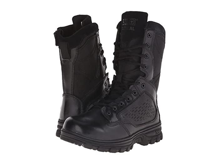 5.11 Tactical  Evo Side Zip 8 (Black) Mens Work Boots